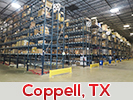 Coppell, TX Liquidation