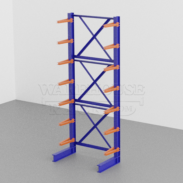 "PIPE STORAGE CANTILEVER RACK 29"" ARMS"