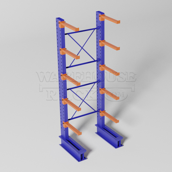 ROLL FORMED CANTILEVER RACK