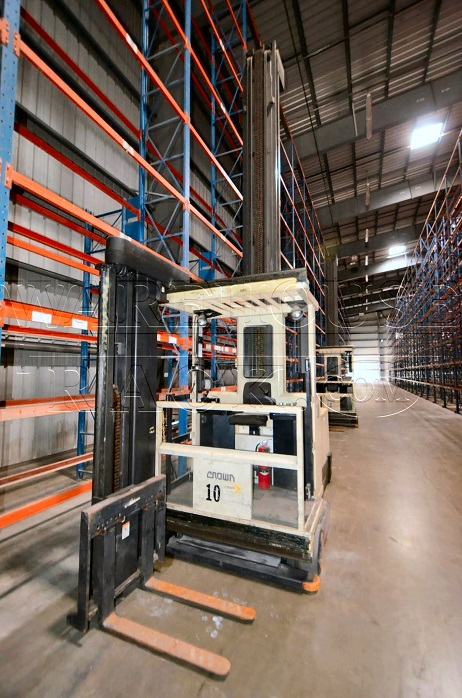 Used Turret Trucks Warehouse Rack Company Inc