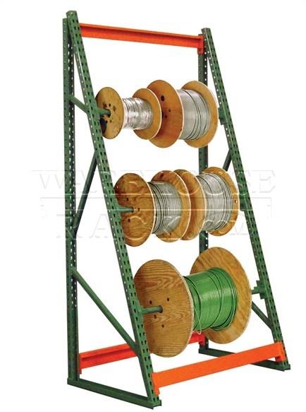 Rack Para Bobinas Seccion Adicional 48w X 36d X 144h