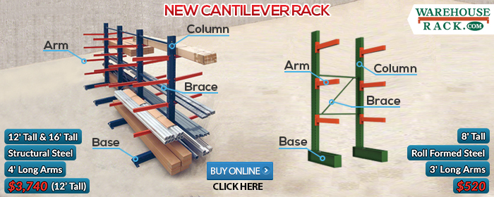 Warehouse Racking Systems Material Handling Equipment