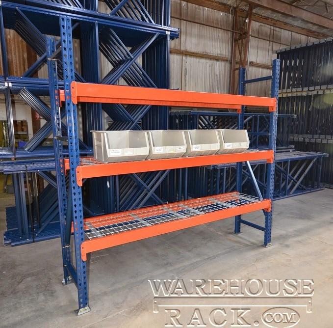 Warehouse Rack And Shelf Houston Tx