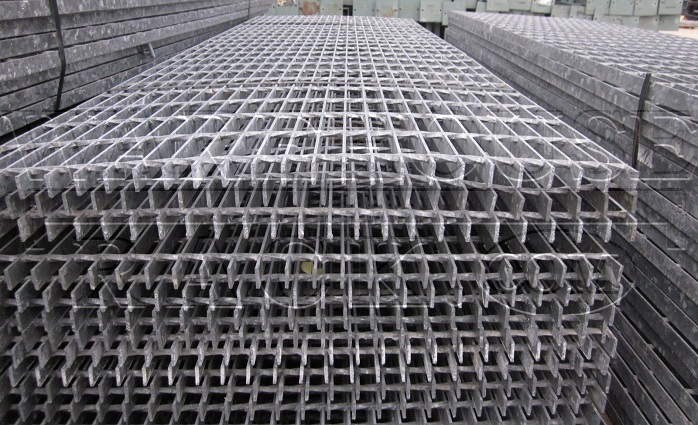 Used Bar Grating for Warehouse Racking Systems