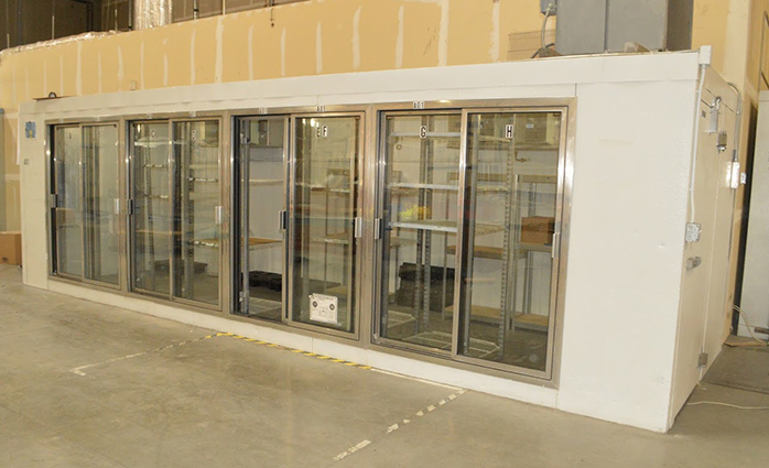 Home Used Products Walk In Coolers Freezers