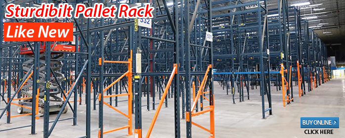 Sturdibilt Pallet Rack Houston