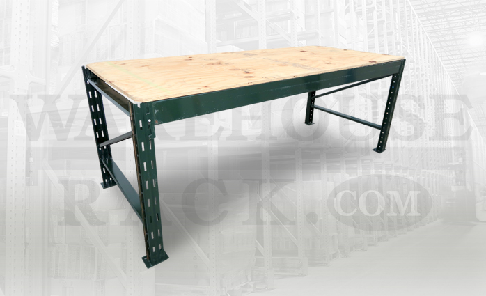 Used Workbenches Warehouse Rack Company Inc