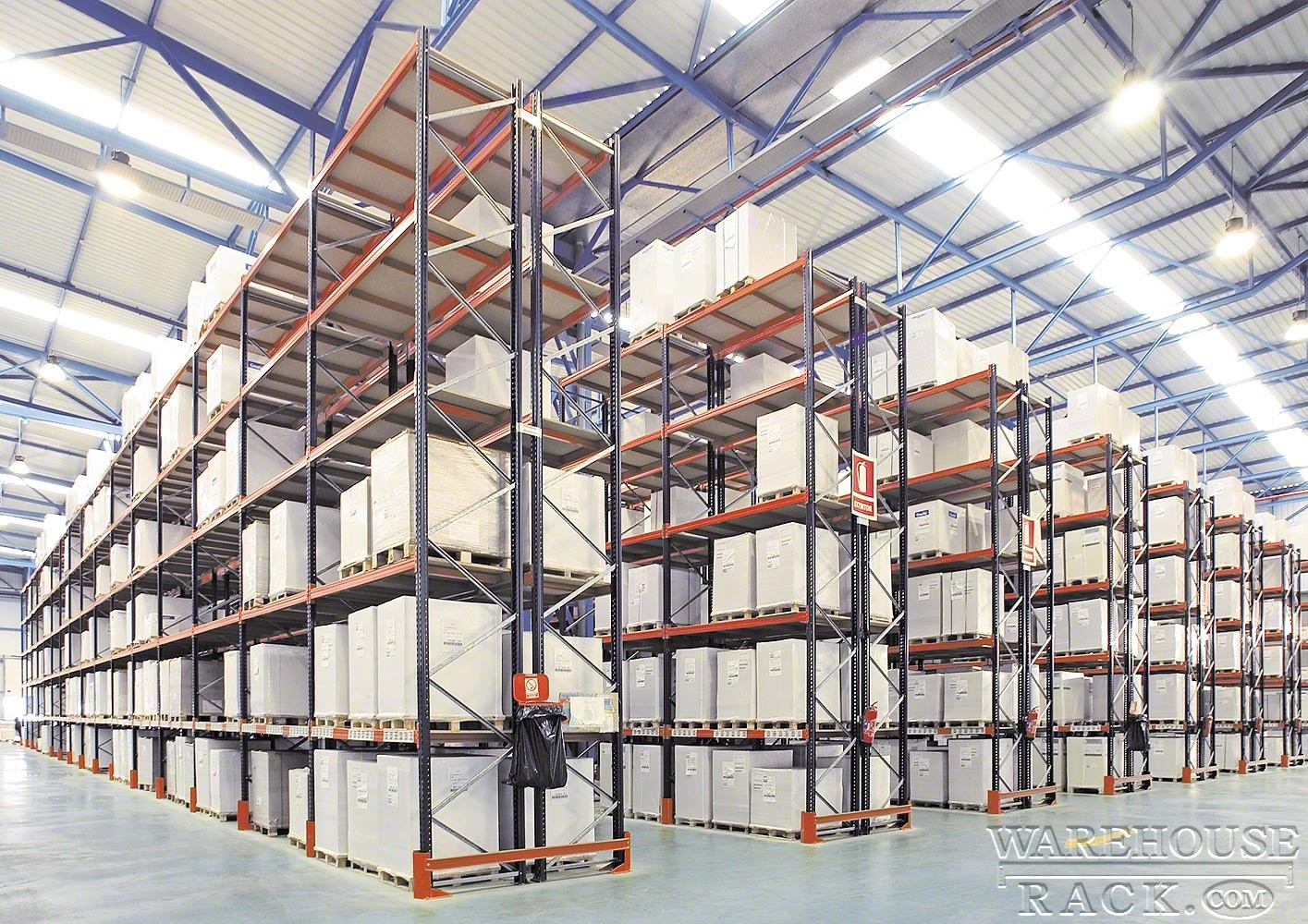 Buy Industrial Metal Shelving