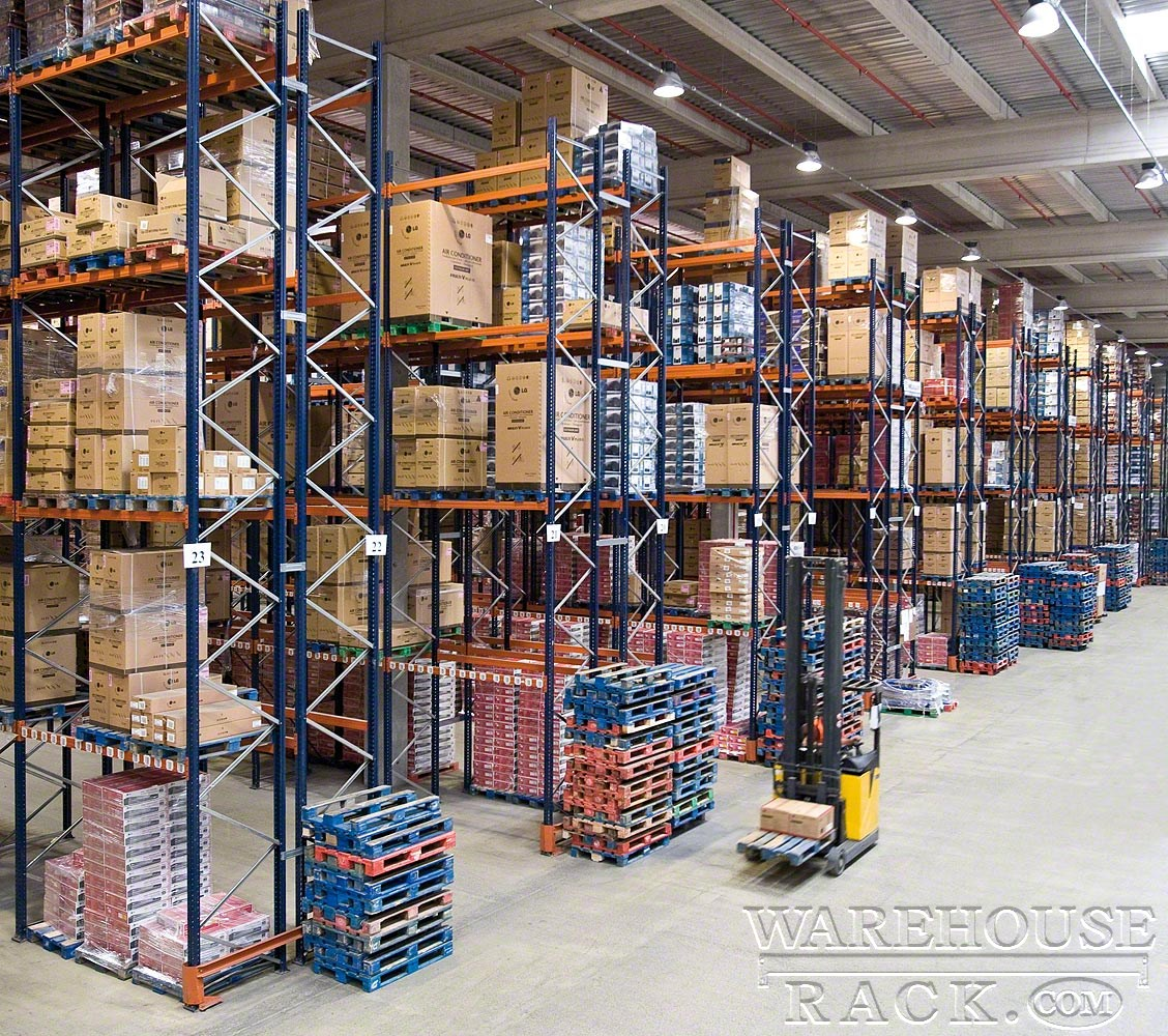 Buy Used Pallet Rack