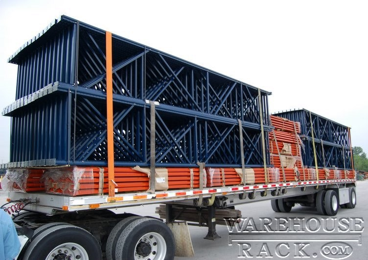Warehouse Rack Delivery